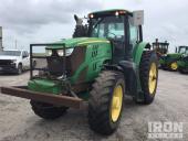 John Deere 6170M 4WD Tractor